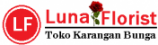 logo luna florist