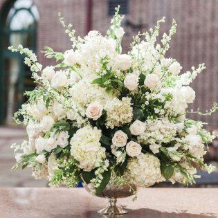 Gambar Karangan Bunga Meja di Toko Bunga Luna Florist