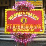 gambar bunga papan ucapan selamat di toko bunga karanganyar solo KRA SS01